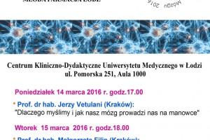 Tydzień Mózgu 2016 - Final